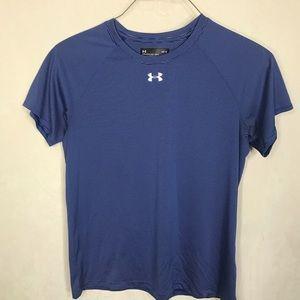 UA HeatGear T-Shirt Large